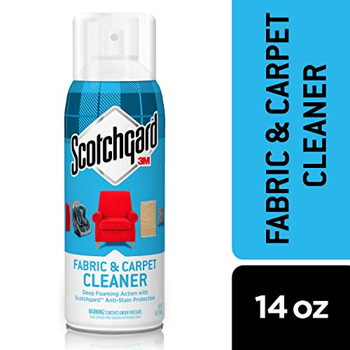 Scotchgard Fabric & Carpet Cleaner, 14-Ounce