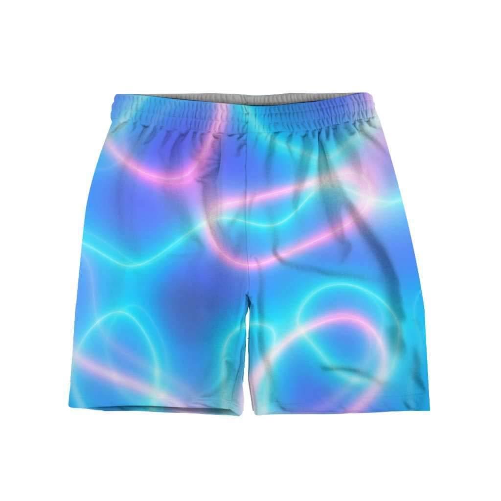 Beloved Shirts Neon Glow Weekend Shorts