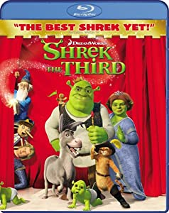 Cover Image for 'Shrek the Third'