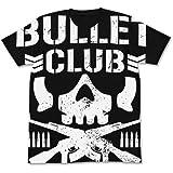新日本プロレスリング BULLET CLUBオールプリントTシャツ ブラック XLサイズ