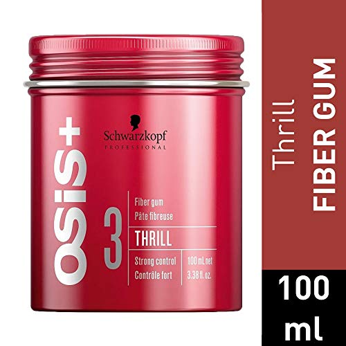 OSiS+ THRILL Fibre Gum, 3.38-Ounce
