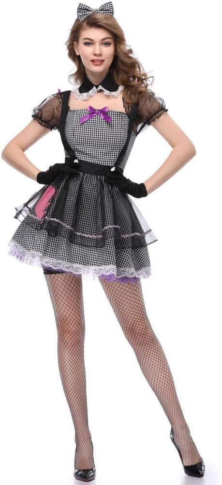 DEXIAOBANG Disfraz De Halloween Cos Cosplay Squat Zombie Vampire ...