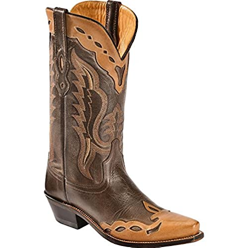 1c35ab622d4 30%OFF Old West Men s Fashion Overlay Western Boot Snip Toe - Mf1535 ...