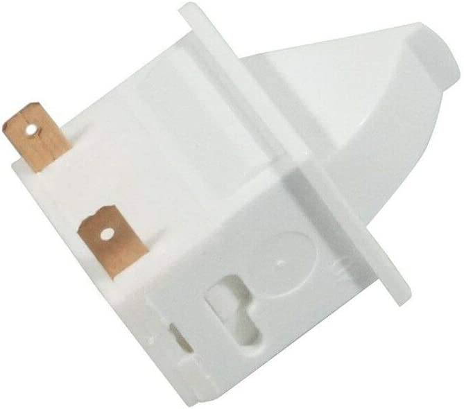 WR23X10530 Door Light Switch for GE Refrigerator WR23X23343 WR23X10175 1265930 AH1483404 EA1483404 PS1483404 WR23X23343 Genuine