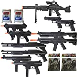 Best Airsoft Guns - Dark Ops Airsoft 11 Gun P2338 Sniper Rifle Review