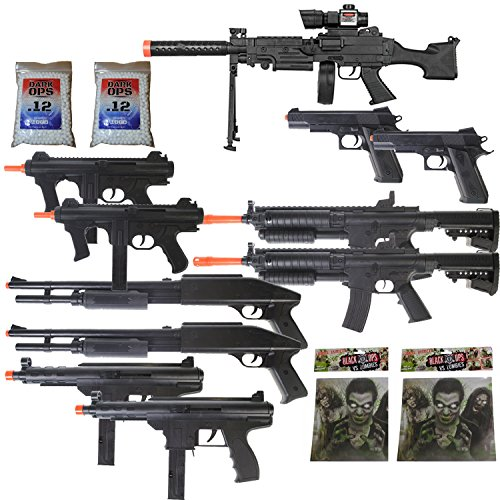 spring airsoft pistols 300 fps - 7