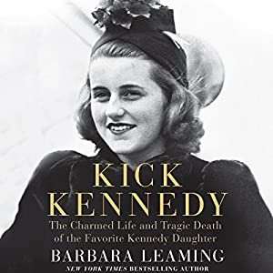 Kick Kennedy Audiobook