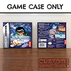 Gameboy Advance Yu Yu Hakusho: Spirit Detective - Case