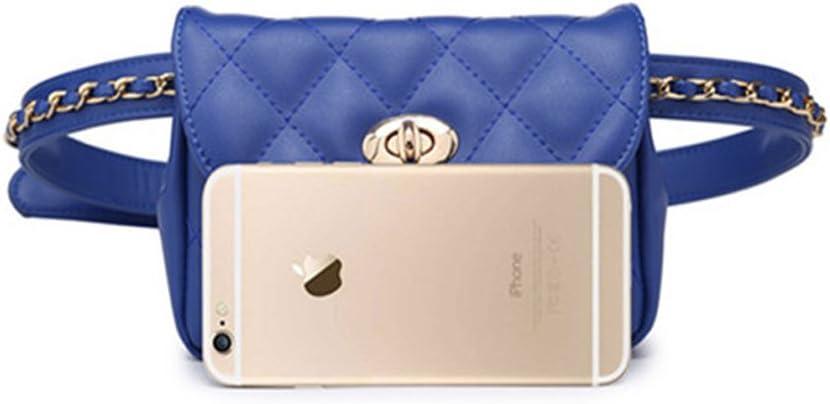 Umily Femmes Filles Packs de Taille Fanny Pack Cellphone Poche Mini En Cuir Multifonction Taille Sac Sac Ceinture pour les Femmes Cadeau
