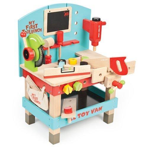Kinder-Werkbank - Le Toy Van My First Werkzeug Bench - Le Toy Van Werkbank
