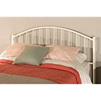 Hillsdale, LLC Hillsdale Furniture Cottage Headboard, Full/Queen, White