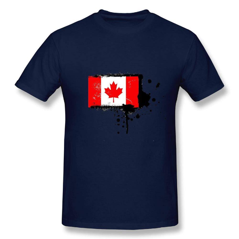 Cenjoan Canada Short Sleeve T Shirt Tee S