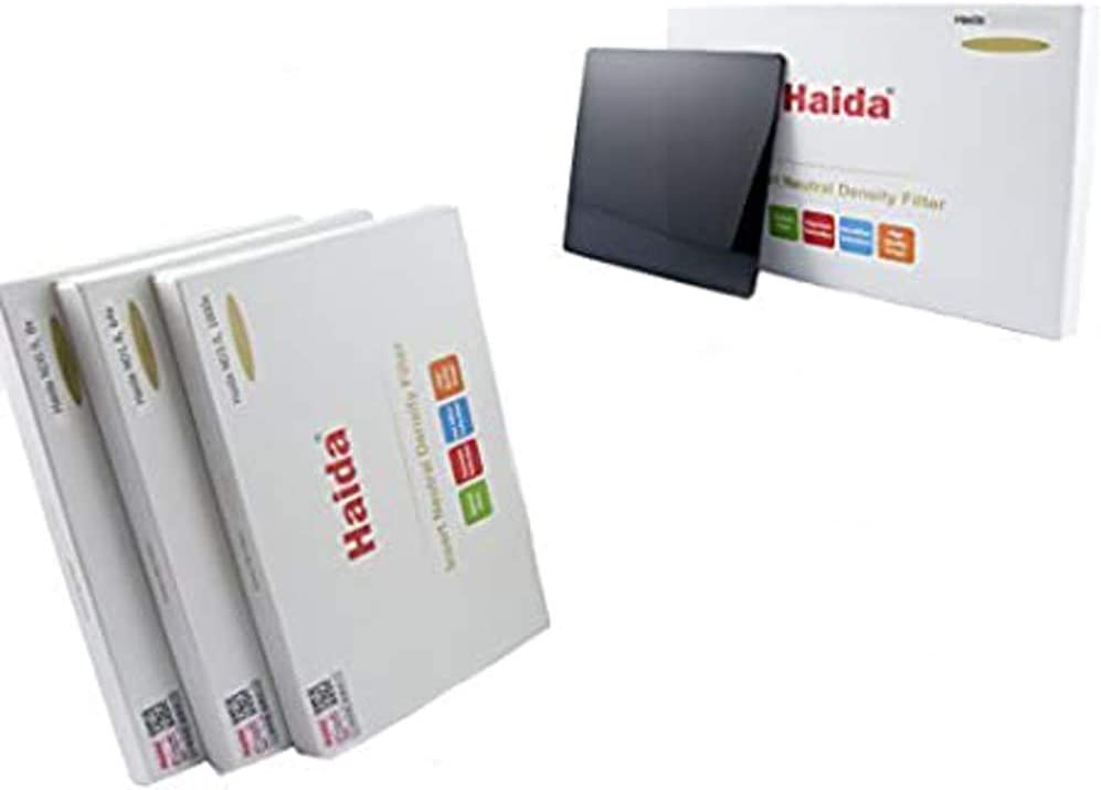 Haida Optical Serie 150 Nd 3er Graufilter Set Bestehend Kamera