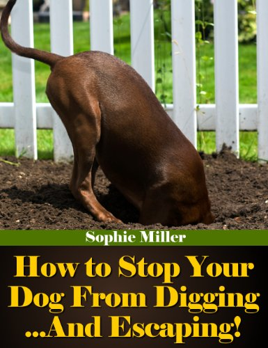 How to Stop Your Dog From Digging ...And Escaping! ()