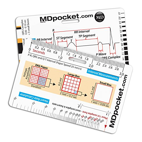Rapid ID - EKG Intervals & Measures (Horizontal)