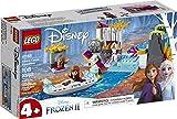 LEGO Disney Frozen II Anna's Canoe Expedition