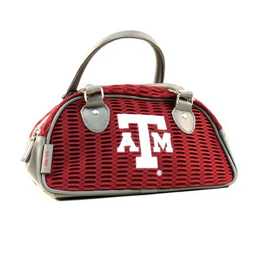 Texas A&M Aggies Fastlane Mesh Purse/Handbag - Alan Stuart Purses