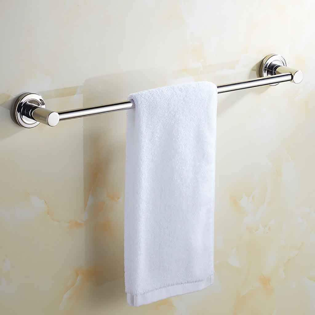 MJZowe Toalleros repisa repisa repisa Toallero Simple Simple Baño del Hotel Barra de Toalla de Acero Inoxidable Perforada de Acero Inoxidable 304 (Tamaño : 30cm) e938a8