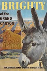 Brighty of the Grand Canyon Paperback