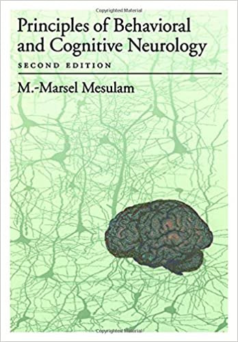 Principles of behavioral and cognitive neurology 9780195134759 principles of behavioral and cognitive neurology 2nd edition fandeluxe Gallery