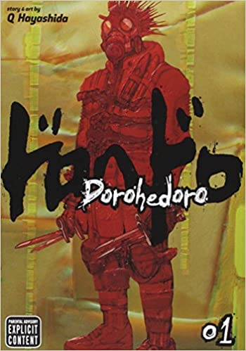 Image result for dorohedoro volume 1