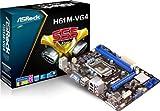 lga 1155 micro atx - ASRock Motherboard Micro ATX DDR3 1066 Intel - LGA 1155 H61M-VG4