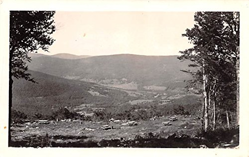 Belleayre, Mountain Ski Center Highmount, New York postcard