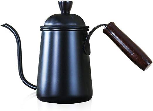 Liuhoulin Cafetera Manual Cafetera de Goteo de Acero Inoxidable ...