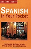 Spanish in Your Pocket, Jose Hares, 1843306387