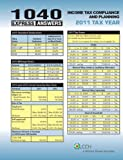 1040 Express Answers 2012, CCH Tax Law Editors, 080802714X