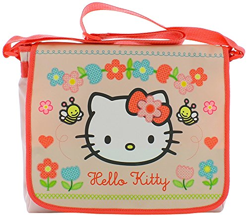 Hello Kitty Home Sweet Home Umhängetasche rose