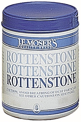 J.E. Moser's 849839, Chemicals, Polishes, Rottenstone