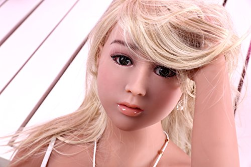 KingMansion 158cm 5.18ft Angelia TPE Full Size Sex Angel Doll with Metal Skeleton 3 Entries Lifelike Sexy Toy by KingMansion (Image #5)