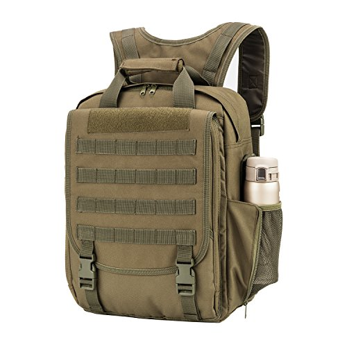 WolfWarriorX Backpack Military Tactical College product image