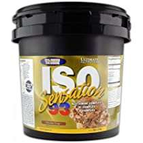 Ultimate Nutrition Protein Powder ISO Sensation - 907 g