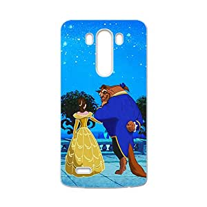 Fresh Princess and Wolf Cell Phone Case for LG G3