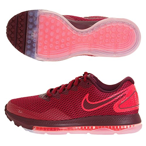 Rush Nike W Running Mar 2 600 Scarpe Low Donna all Maroon Multicolore Rush out Zoom g7qdgwr