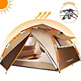 Best Camping Tents - ZOMAKE Waterproof Camping Tent 2 3 4 Person Review