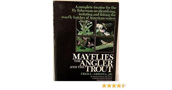 Angelsport-Köder, -Futtermittel & -Fliegen Angelsport-Artikel Mayflies Top To Bottom Autographed