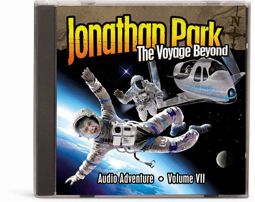Jonathan Park Volume VII: The Voyage Beyond (Jonathan Park Radio Drama) (MP3)