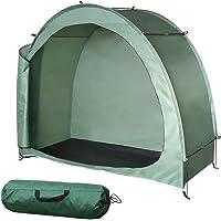 Fietsenstalling Tent Driewieler Cover Opslag Schuurtent Duurzaam Polyester Waterdicht Anti-stof Draagbare Opvouwbare…