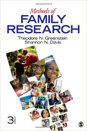 Methods of Family Research: Theodore N. Greenstein, Shannon N ...