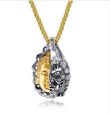 collier original pour homme