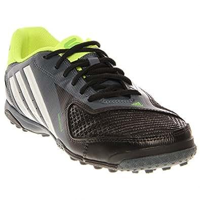 Men's Adidas Free Football X ite Q21624 Black Running White Soccer Cleats (Men size 6.5, Black Running White)