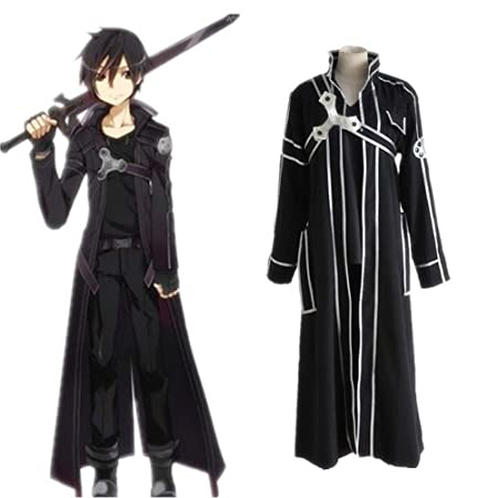 Hzd Alicization Sao Anime Sword Art Online Kirito Cosplay ...