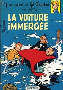 Gil Jourdan, tome 3 : La Voiture immergée par Tillieux