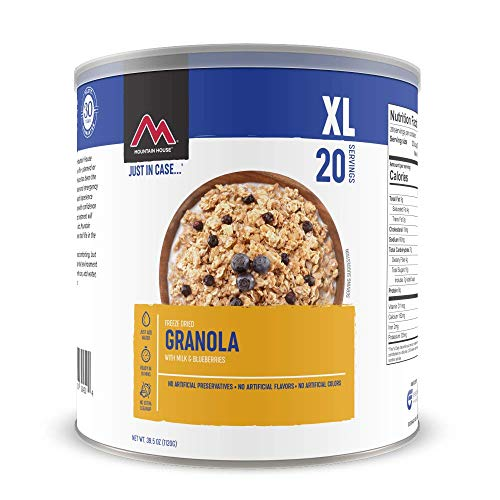Mountain House Granola with
