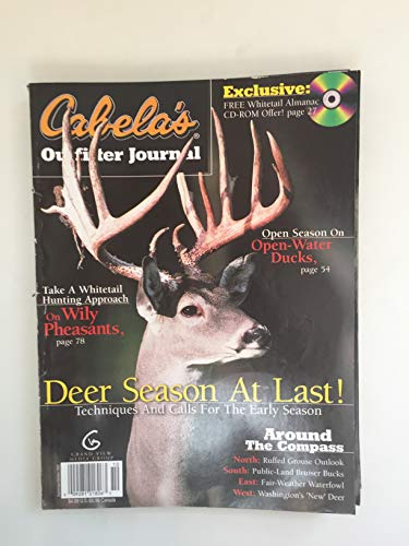Cabela`s Outfitter Journal - October 2002 - Deer Season At Last!