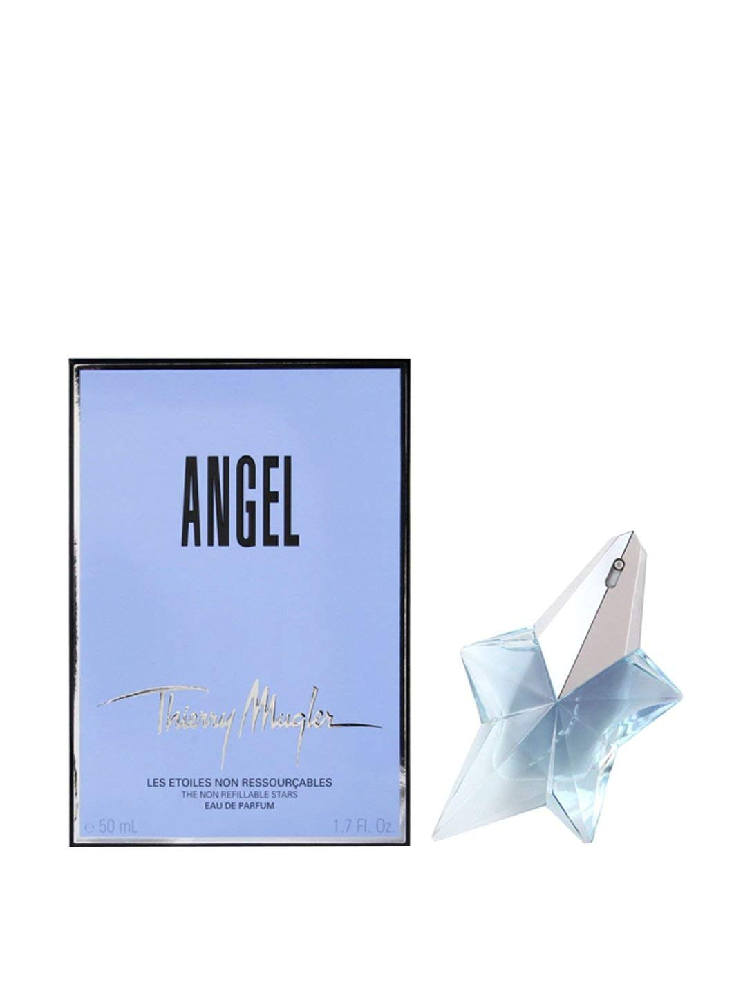 f282ea442 Amazon.com   Angel by Thierry Mugler for Women - 1.7 Ounce EDP Spray Non  Refillable   Bath And Shower Gels   Beauty