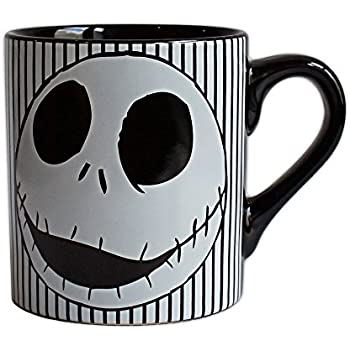 Amazon.com: Jack Skellington Nightmare Before Christmas Coffee ...